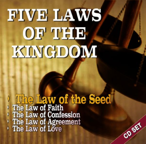 Five Laws Of The Kingdom Volume I