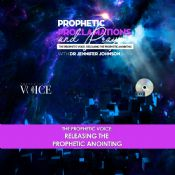 Prophetic Proclamations and Prayers on Releasing the Anointing CD